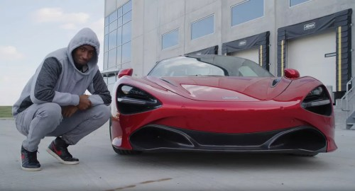 MKBHD reviews the McLaren 720S and OnePlus, dailycarblog.com