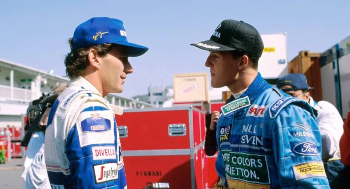 Michael Schumacher, the greatest or a cheat?