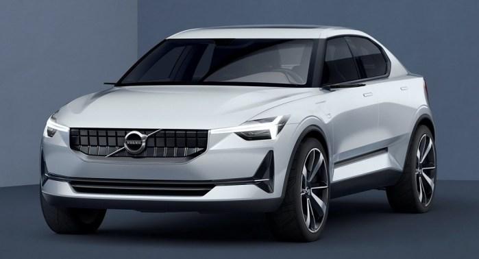 Volvo V40 next generation, dailycarblog.com