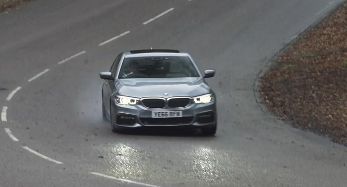 BMW F10 5 Series Faults