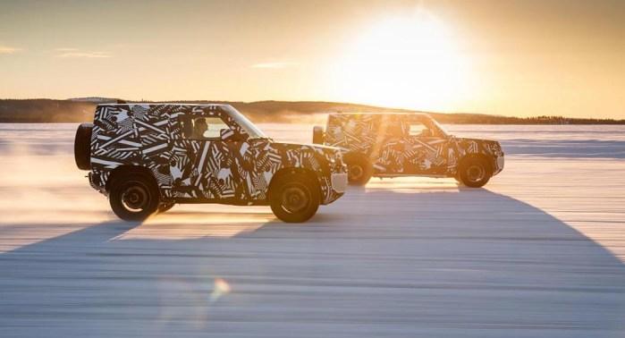 Land Rover Defender Slovakia