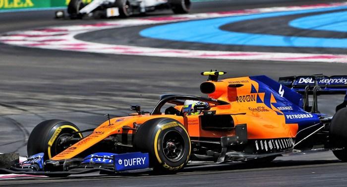 2019 French GP, Norris dailycarblog.com