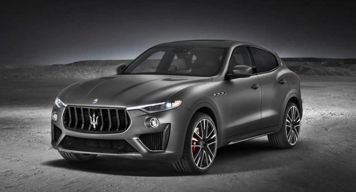 Maserati Levante Super Trofeo