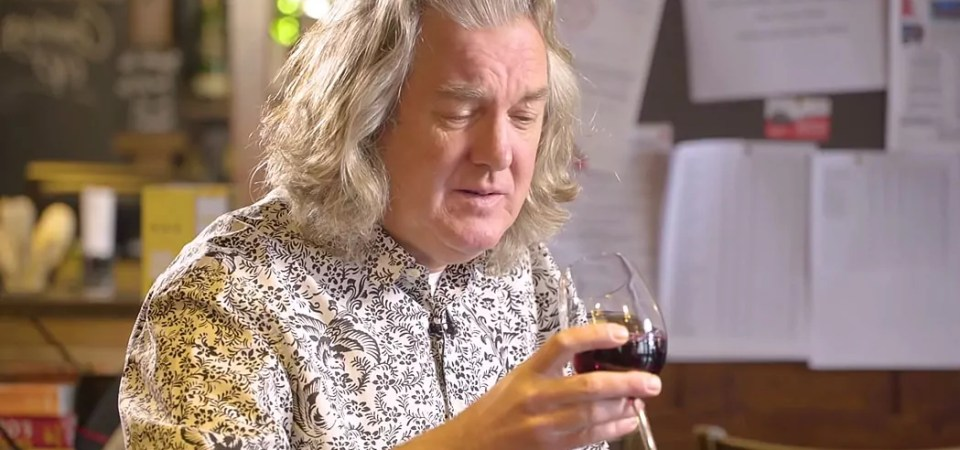 James May Red Wine