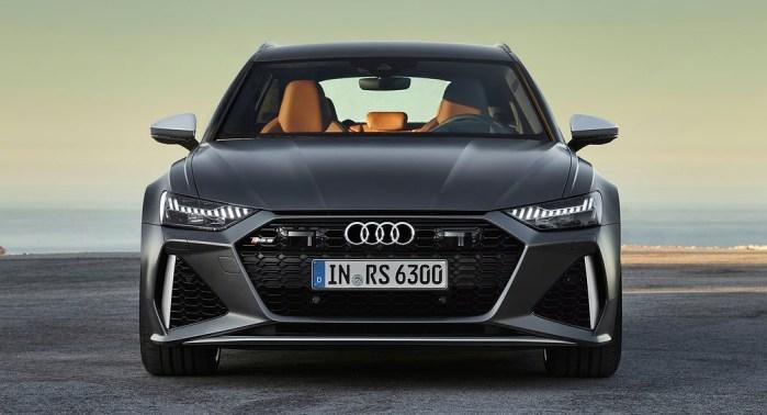 2020 Audi RS6 Hurricane dailycarblog.com