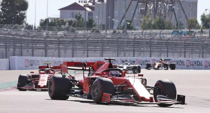 2019 Russian GP Dailycarblog 002