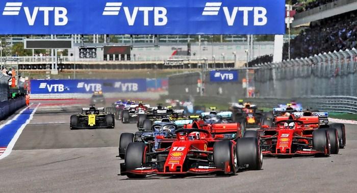 2019 Russian Grand Prix Dailycarblog