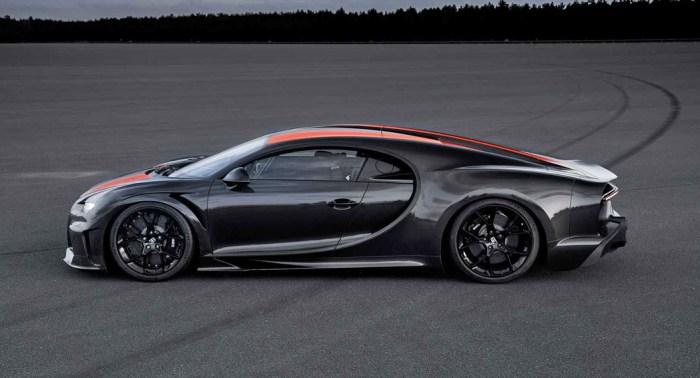 Bugatti 304 record profile dailycarblog
