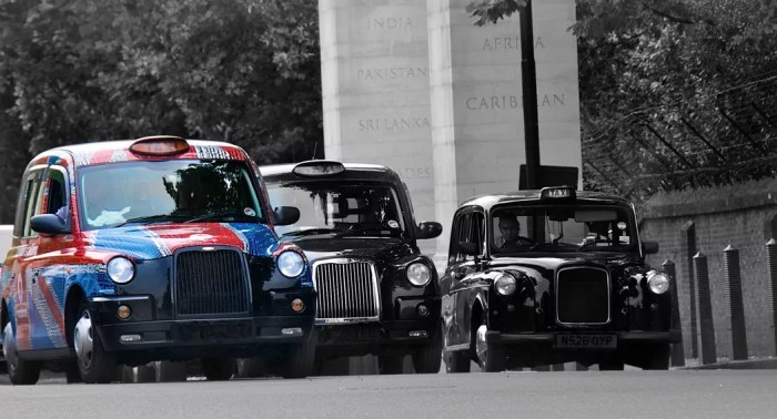 Taxi Dailycarblog.com 2019