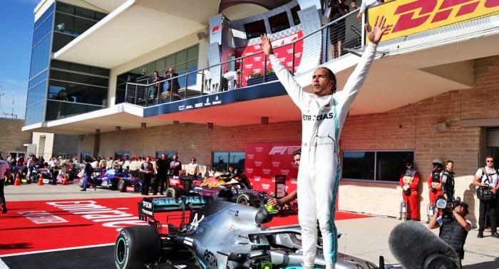 Lewis Hamilton, 2019 F1 World Champion, dailycarblog.com