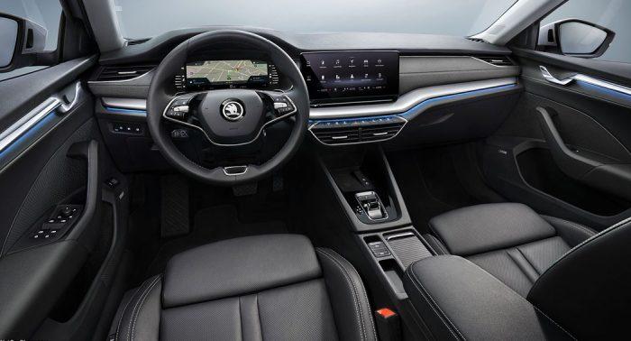 2020 Octavia Reboot interior dialycarblog.com