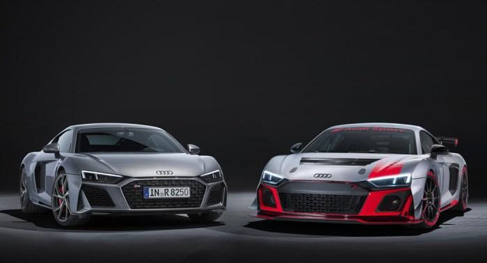 2019 Audi R8 RWD Dailycarblog