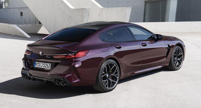 BMW 8 Series RQ Dailycarblog