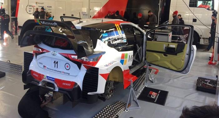 How to build a rally car, stop, dailycarblog.com