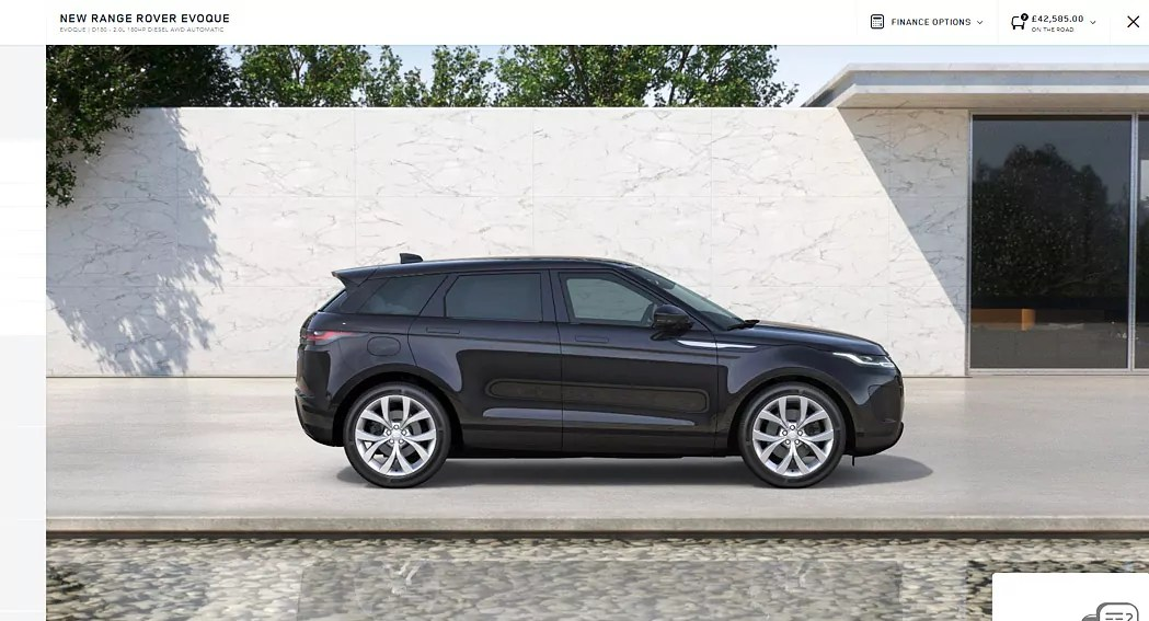 Range Rover Evoque is overpriced, dailycarblog.com