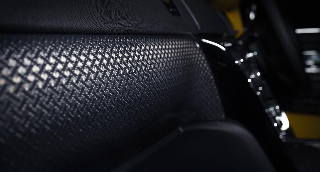 Rolls Royce Cullinan Black Bade Edition, details, dailycarblog.com