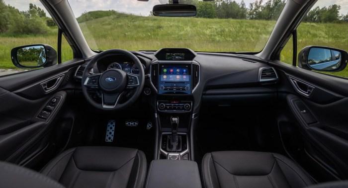 Subaru Forester, mild hybrid, dailycarblog.com
