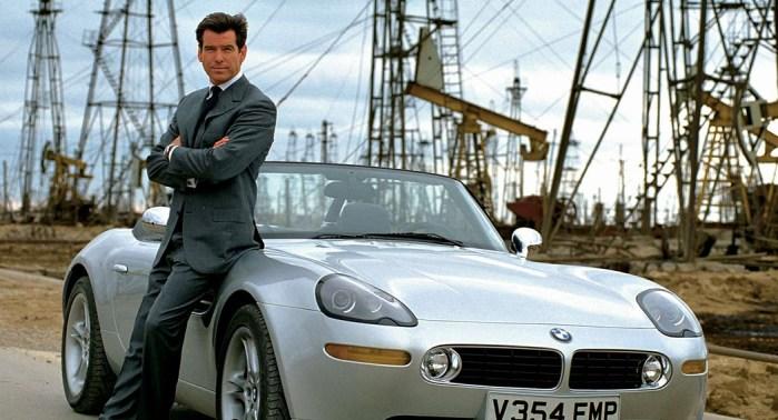 The cars of 007 - James Bond - dailycarblog.com