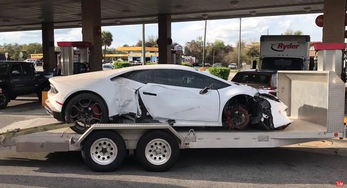 Car Restoration - Lamborghini - Dailycarblog.com