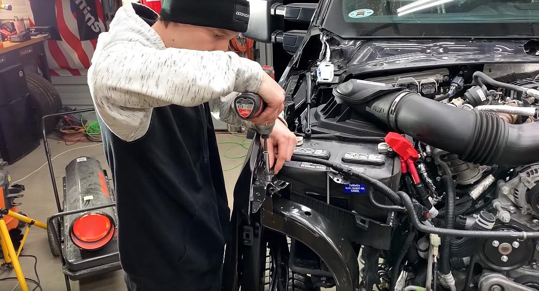 Car Restoration - Pickup - Dailycarblog.com