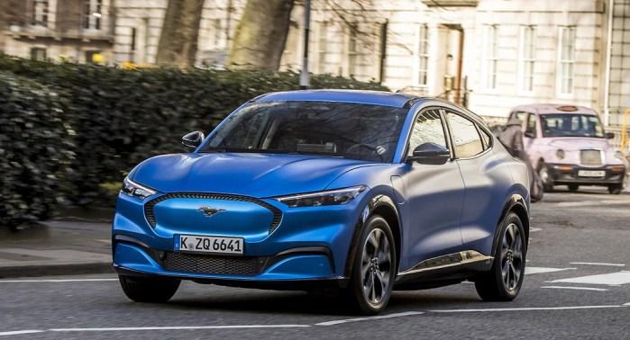 Ford Mach-E UK Pricing 2020 - Dailycarblog.com