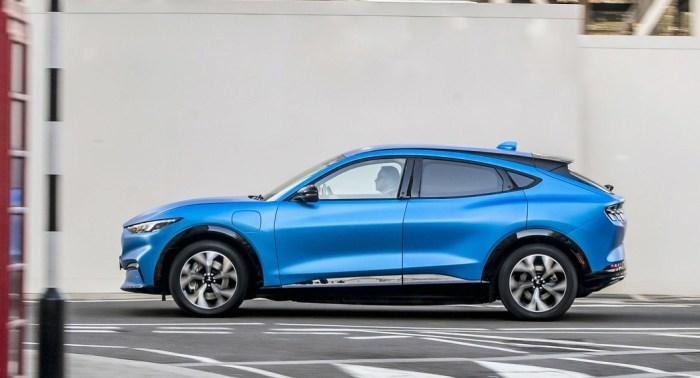 Ford Mach-E UK 2020 Pricing - Dailycarblog.com