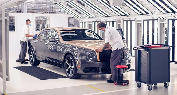 Bentley Mulsanne The Final Edition, dailycarblog