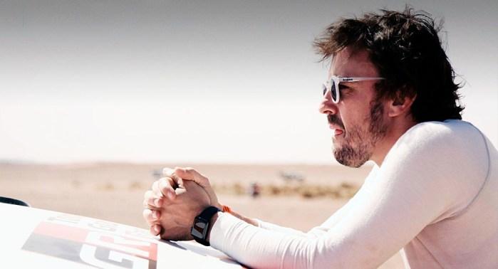Marty McFly, Fernando Alonso, Daily Car blog