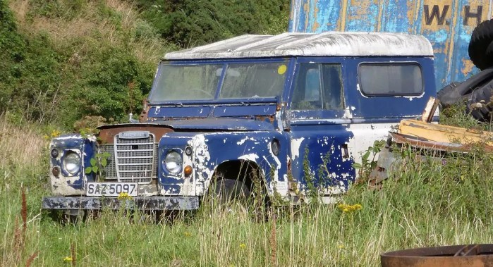 Land Rover least reliable, dailycarblog