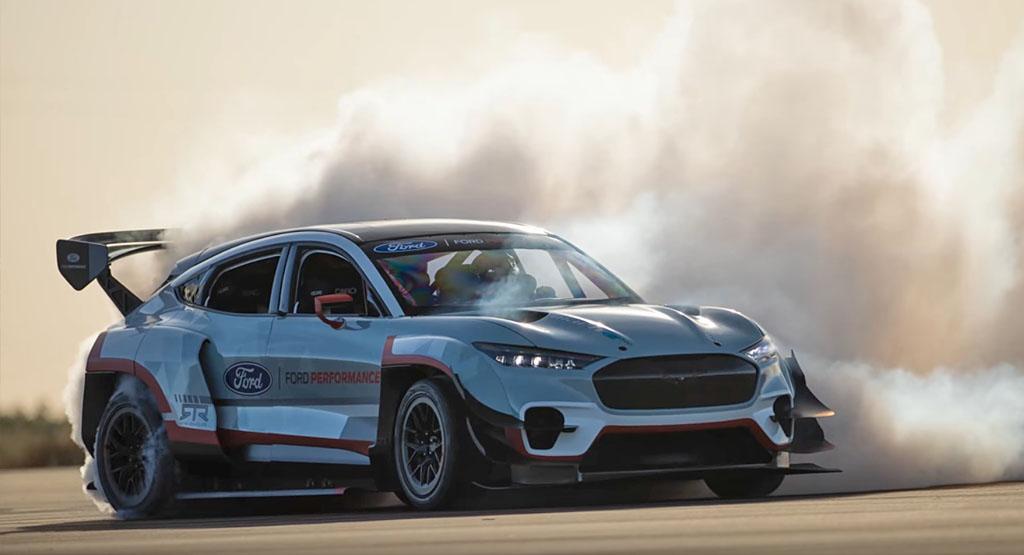 Ford Mustang Mach-E Ken Block Daily Car Blog