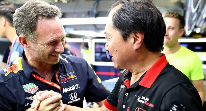 Honda to leave F1 at the end of 2021 dailycarblog