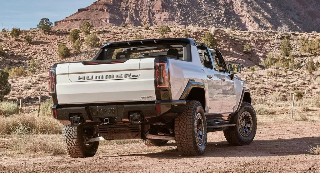 This All-Electric Hummer EV Edition 1 Will Cost $112,595 ...