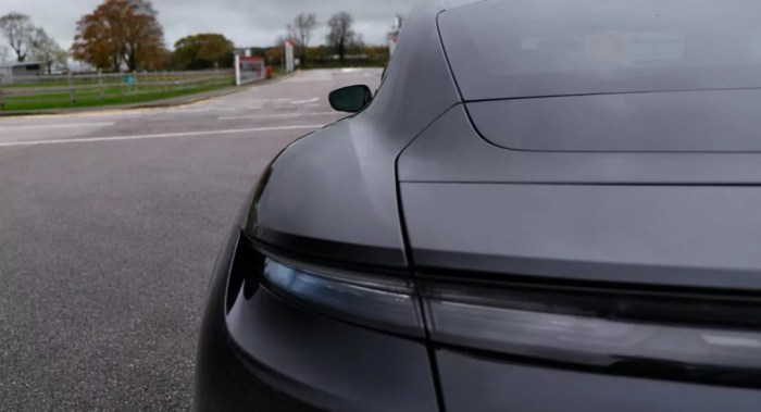 Porsche Taycan 2020 Review - 013 - Daily Car Blog -