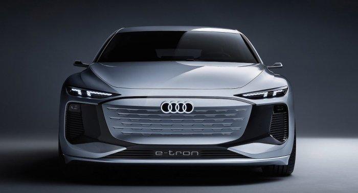 Audi A6 e-tron Concept - Front - dailycarblog