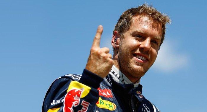Sebastian Vettel is Dead - Red Bull Finger Boy - dailycarblog