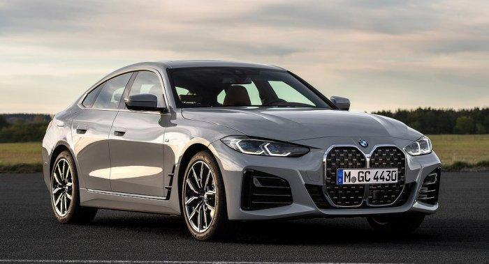 BMW 4 Series Grand Coupe UK Price - Dailycarblog