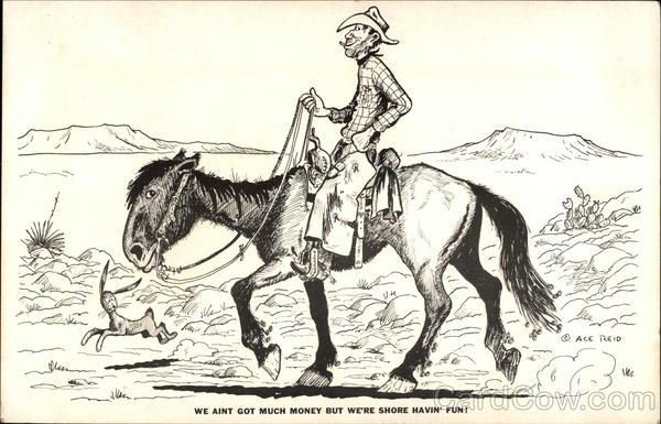 Cowboy Cartoonists and Contemporary Cowboys The Daily Cartoonist