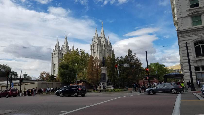 Utah Mission Trip (10/08/18)