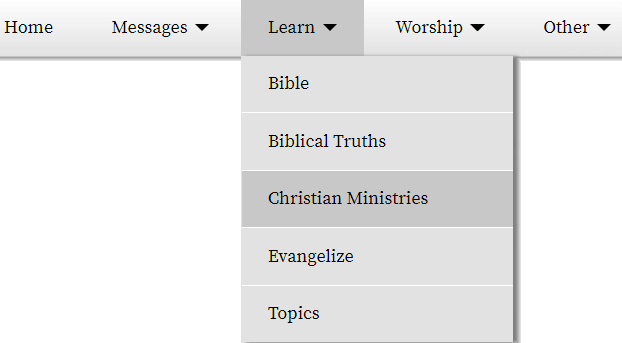 ministries_menu