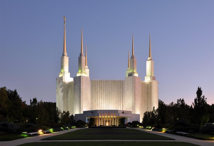 Mormonism False Teachings: Temple Buildings