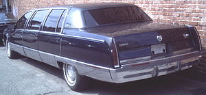 Fleetwood Limo (Photo credit: Wikipedia)