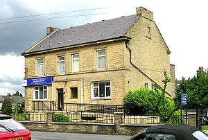 Longfield House - Coop Funeral Service - Legrams Lane (Photo credit: Wikipedia)