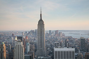 Empire State Building - Image via Wikipedia
