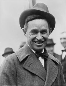 Will Rogers (Photo credit: Wikipedia)