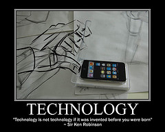 Technology Is Not Technology (Photo credit: lgb06)