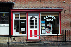 Barber (Photo credit: Ruddington Photos)