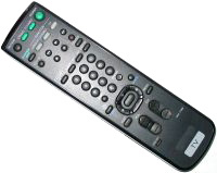 A typical firmware-controlled device, a television remote control. Consumer products like this have been using firmware since the 1970s. (Photo credit: Wikipedia)