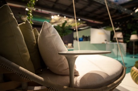 Suspended Swingrest Outdoor Seating