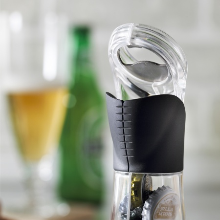 Bottle Cap Catcher by Stefano di Lollo