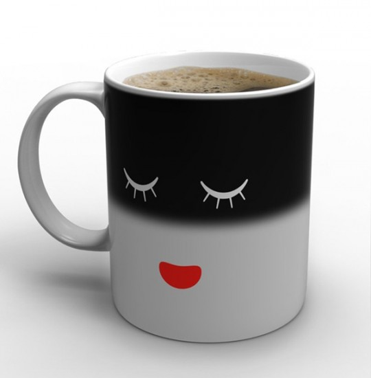 Morning Mug by Damion O'Sullivan